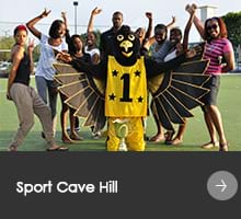 Sport at Cave Hill