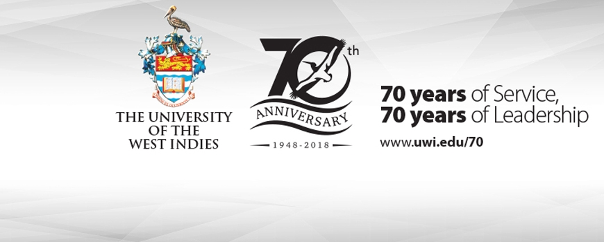 The UWI celebrates 70 years of Service and Leadership