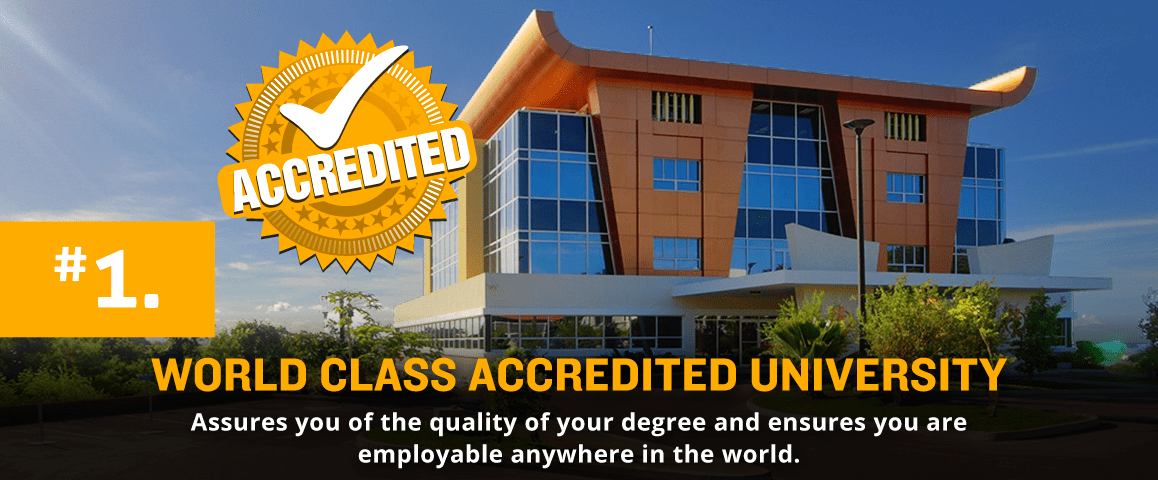 1 World Class Accredited Programmes